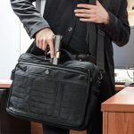 UTG 9-2-5 CCW Briefcase 1200D Polyester-3670