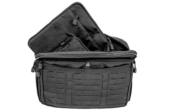UTG 9-2-5 CCW Briefcase 1200D Polyester-3669