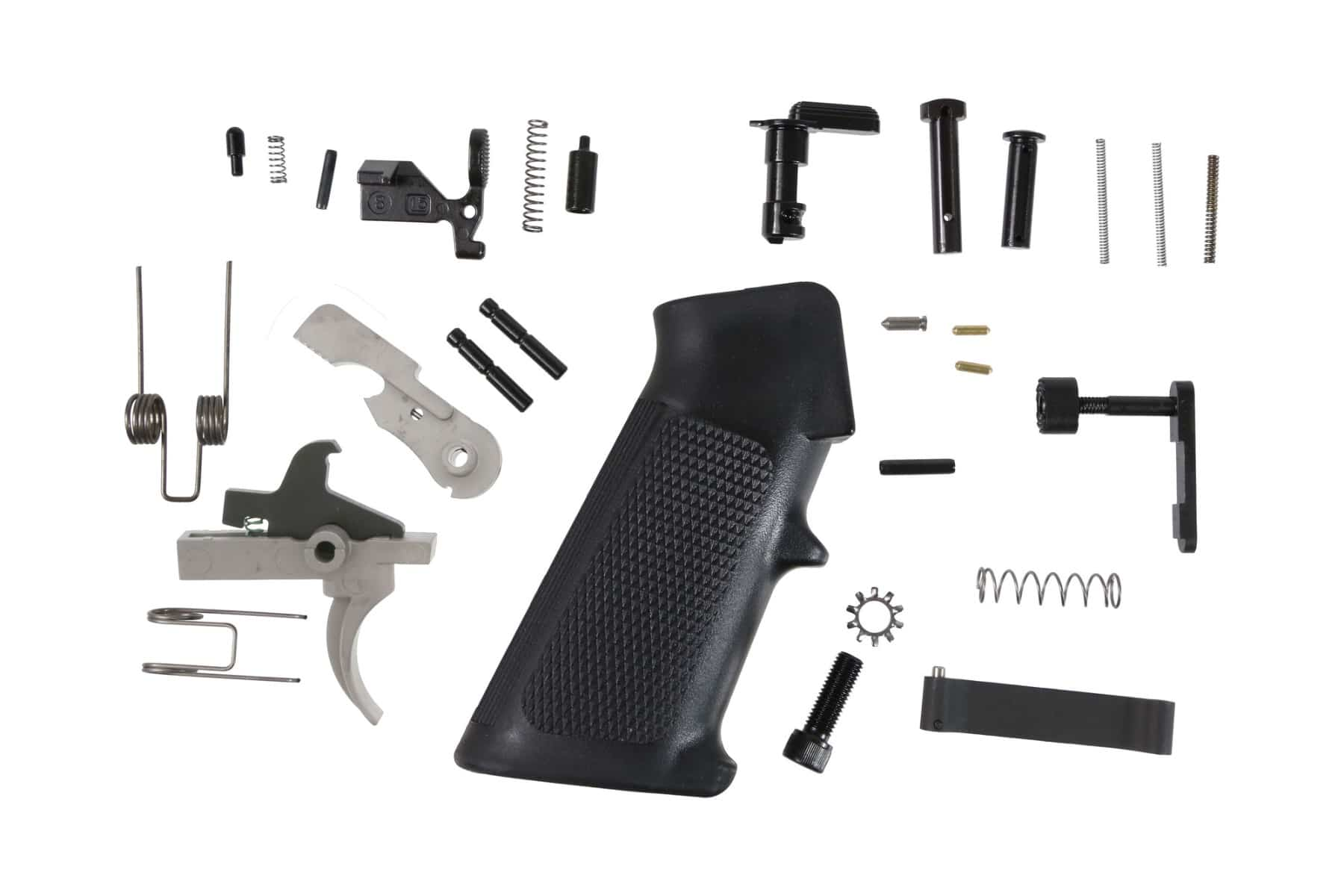 Anderson Manufacturing Lower Parts Kit Ss Km Tactical G2 K421 A000 0p 661799410205