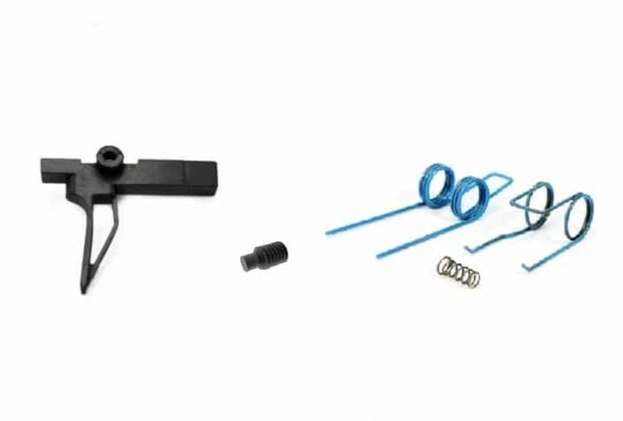 KM Tactical 3.5# Replacement Straight Trigger Kit-0