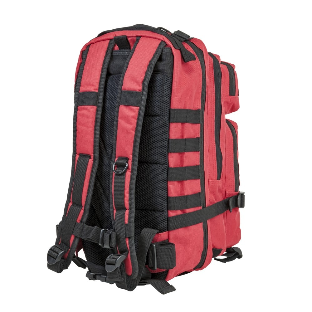 Small Tactical Backpack - Red-10973