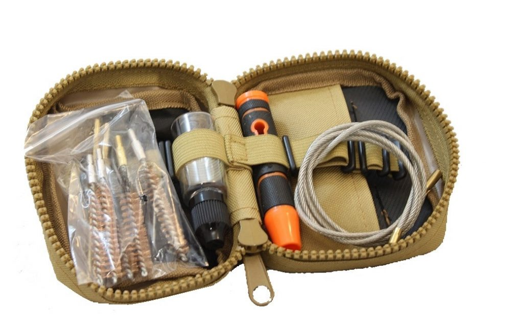 All in One Cleaning Kit km tactical Tools-ALL-N-1
