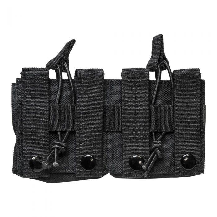 AR10/M1A/FAL .308 Dual Magazine Pouch - Black-0