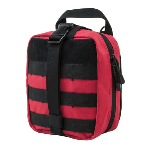 Vism MOLLE EMT Pouch/ Red-0