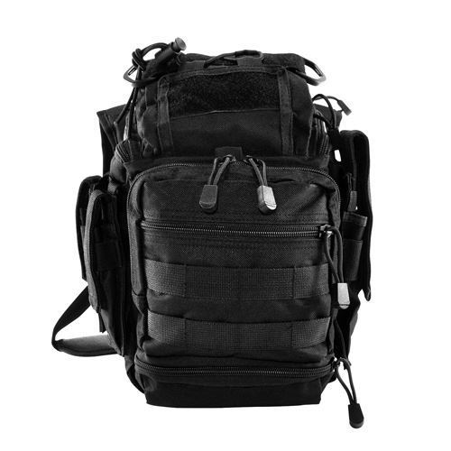 First Responders Utility Bag - Black-0
