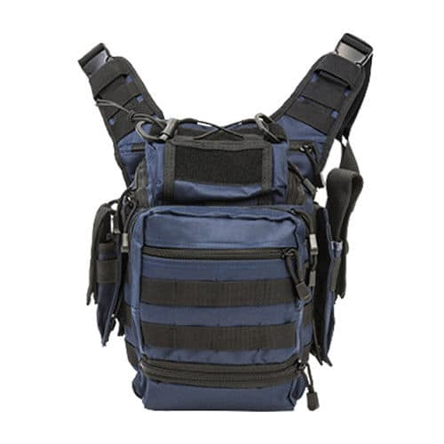 First Responders Utility Bag-Blue with Black-10981