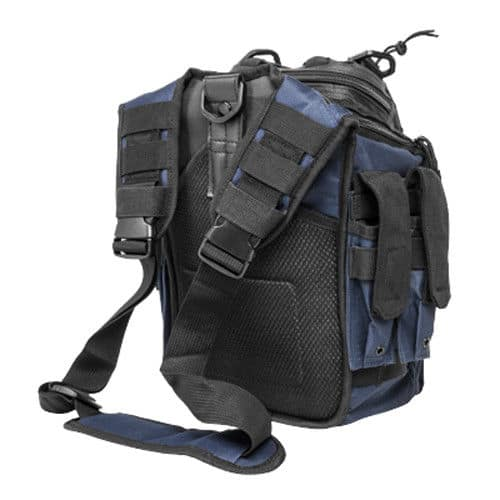 First Responders Utility Bag-Blue with Black-10982