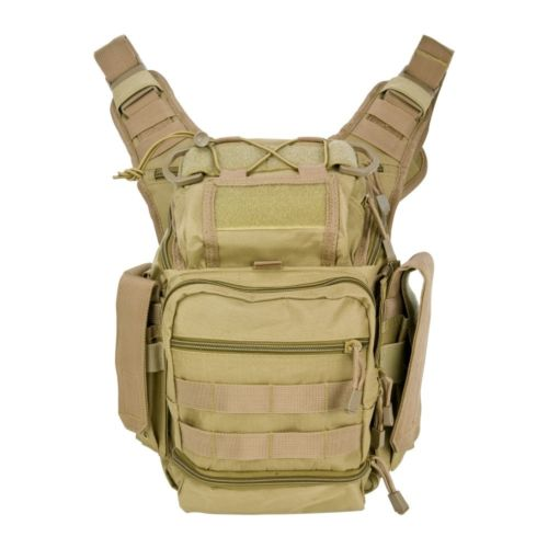 First Responders Utility Bag - Tan-0