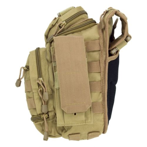 First Responders Utility Bag - Tan-10986