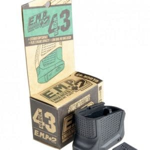 Strike Industries Glock 43 Enhanced Magazine Plate-0
