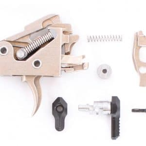 Fostech Echo AR-II Drop In Trigger For The AR-15 Rifle -0