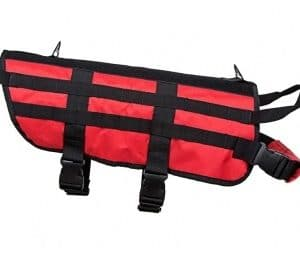 K9 Tactical Molle Vest-0