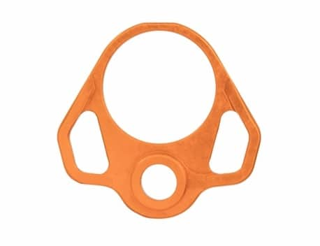 Odin Works Receiver End Plate with QD and Sling Loops - Orange-0