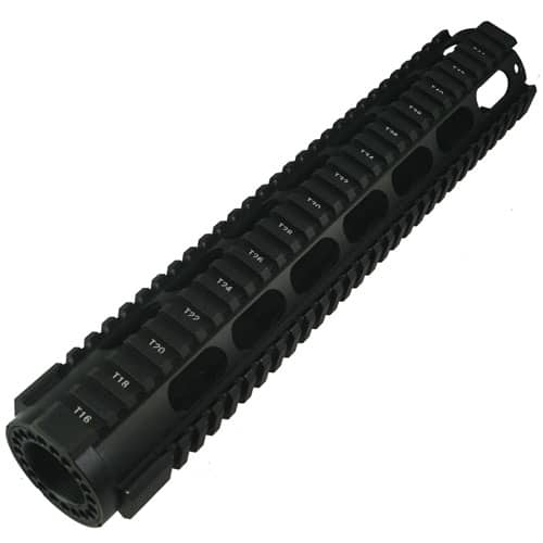 12 Inch Free Floating Quad Rail-0