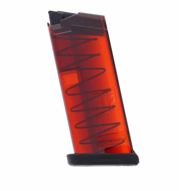 ETS Glock 43 7 Round Red Magazine-0
