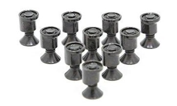 Keymod Replacement Screws and Backers (10 Pack)-0