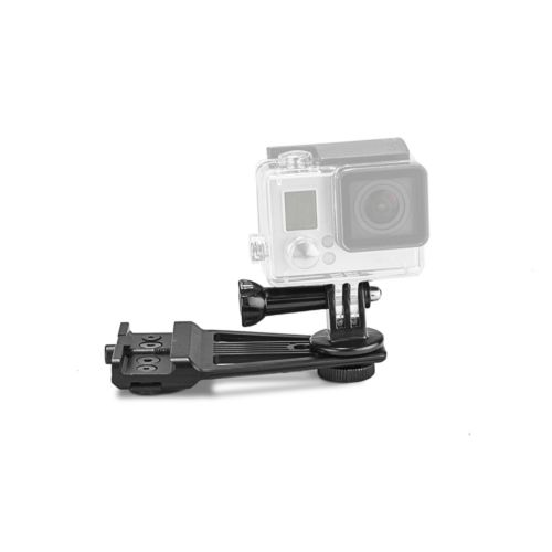 Action Camera Mount with KPM Mounting System-10715
