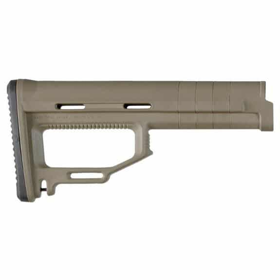 Strike Industries FDE Viper Modular Fixed Stock-0