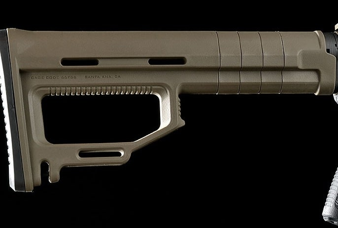 Strike Industries FDE Viper Modular Fixed Stock-11062