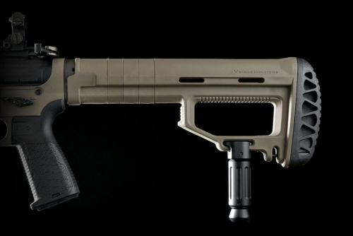 Strike Industries FDE Viper Modular Fixed Stock-11063