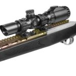 UTG Scout Slim Rail for Ruger 10/22 Rifles with 26 Slots-11027