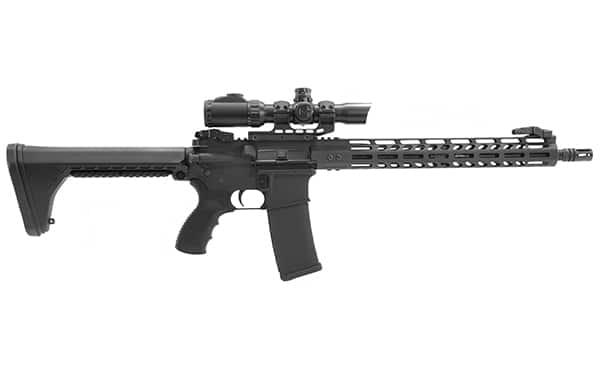 UTG PRO AR15 Ops Ready S5 Fixed Stock -0