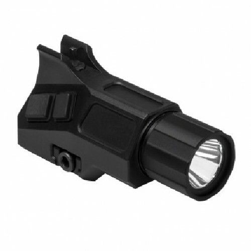 AR15 Flashlight with A2 Iron Front Sight Post-0