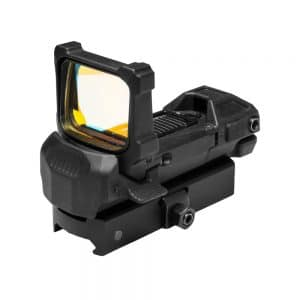 SPD FlipDot Solar Reflex Sight with KPM Mounting System-0