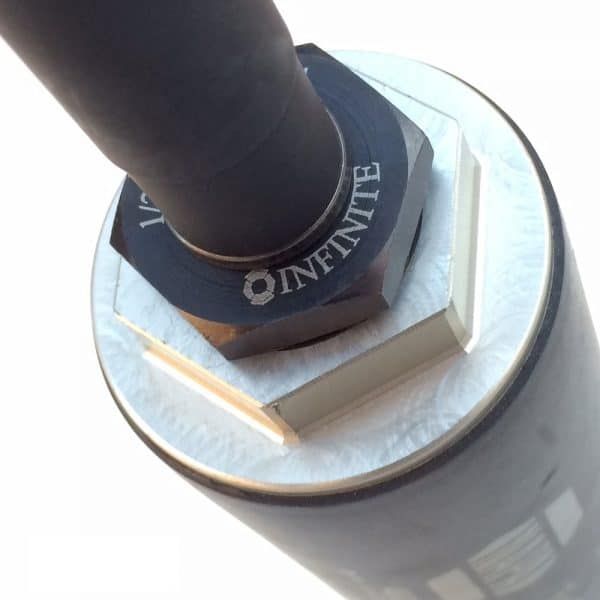 5/8-24 RH to 3/4 NPT Thread Adapter (WIX 24003, NAPA 4003)-12256