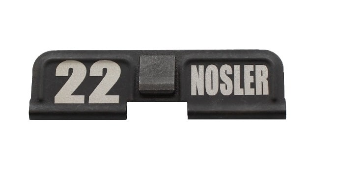 22 Nosler Engraved Dust Cover-0
