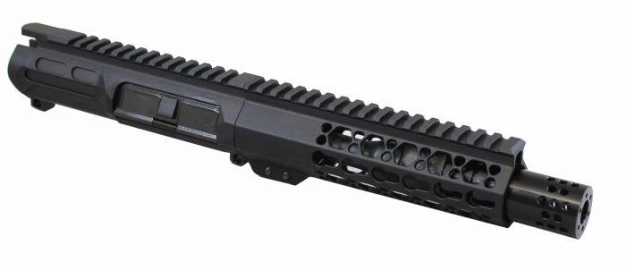 KM Tactical Gen 2 7.5 Inch Upper - Multi Caliber KM Tactical AR 15 AR15 5.56 300 BLK 350 Legend