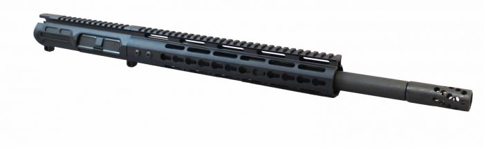 16 Inch Teflon Coated 12.7x42 Complete Upper-0