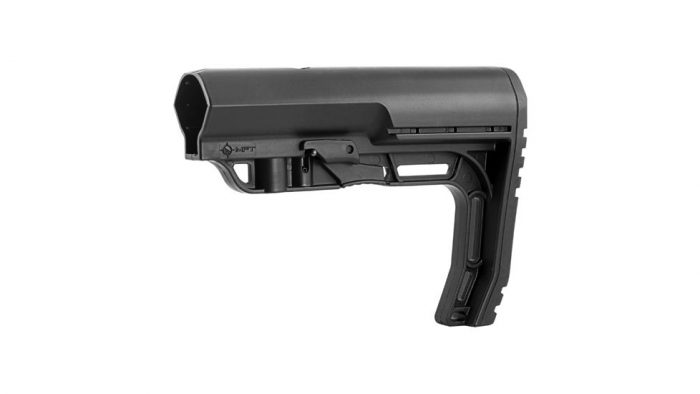 MFT Battlelink Minimalist stock -Black-0