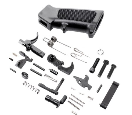 CMMG Lower Parts Kit (Commercial Packaging)-0