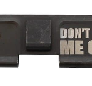 Don't Piss Me Off Engraved Dust Cover - 308-0