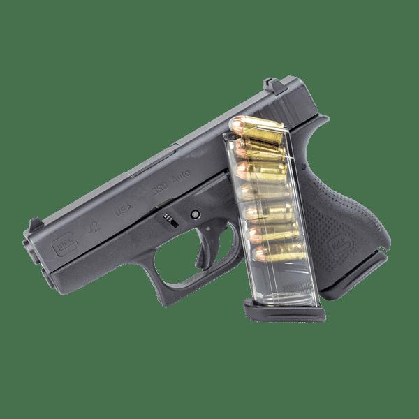 ETS 7 round mag - .380 Caliber, fits Glock 42-11840