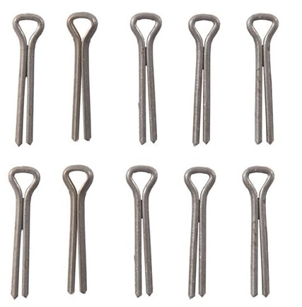 10 Pack AR 15 Firing Pin Retainer Pins-0