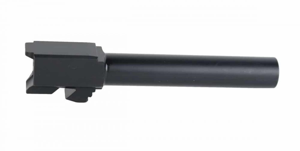 GLOCK 17 Nitride Barrel KM Tactical