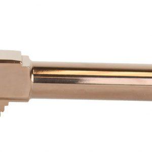Glock 19 Rose Gold Barrel-0