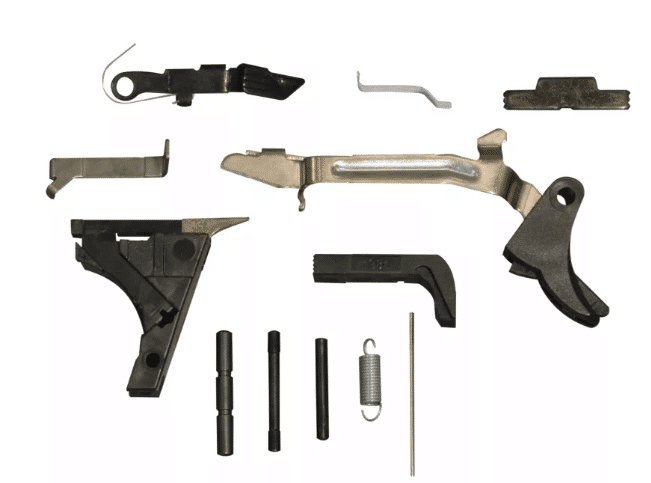 GLOCK 26 OEM Lower Parts Kit-0