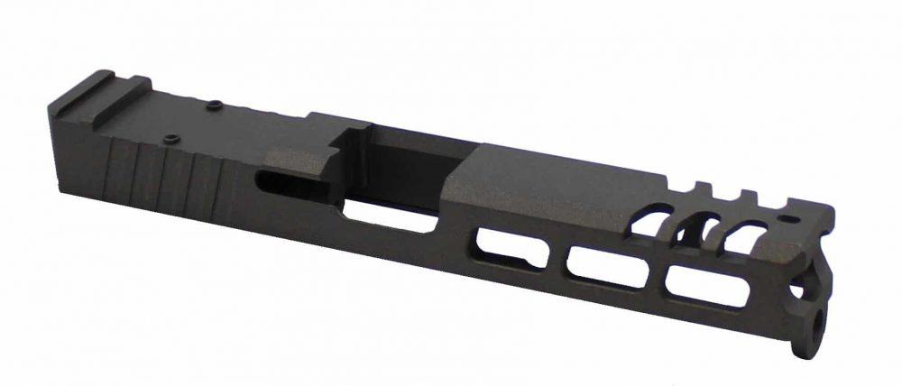 GLOCK 17 Raptor Series Slide - Tungsten-0