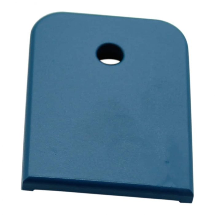 Blue GLOCK Magazine Base Plate-0
