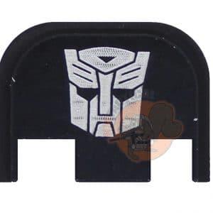Autobot Engraved Glock Back Plate (Full Size/G42/G43)-0