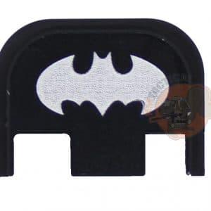 Batman Engraved Back Plate-0