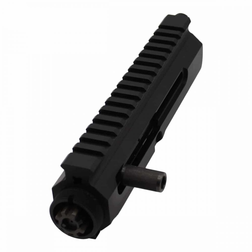 SIDE CHARGING AR 15 UPPER AND 5.56 BOLT CARRIER GROUP (LH)-12870