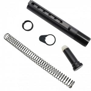 308 Mil Spec Carbine Buffer Tube Assembly KM Tactical