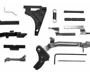 Lone Wolf Lower Parts Kit P80 - Sub Compact-0