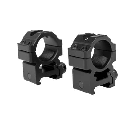 Trinity Force 1 Inch V2 Mid Height Scope Rings-0