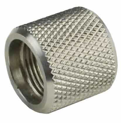 1/2x28 Stainless Thread Protector-0