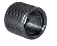 1/2x28 Thread Protector - Black-0